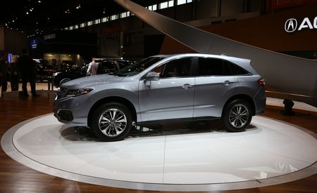 2016 Acura RDX: The Eyes Have It – Official Photos and Info