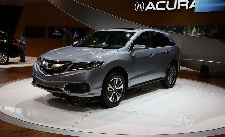 2016 Acura RDX - Slide 2