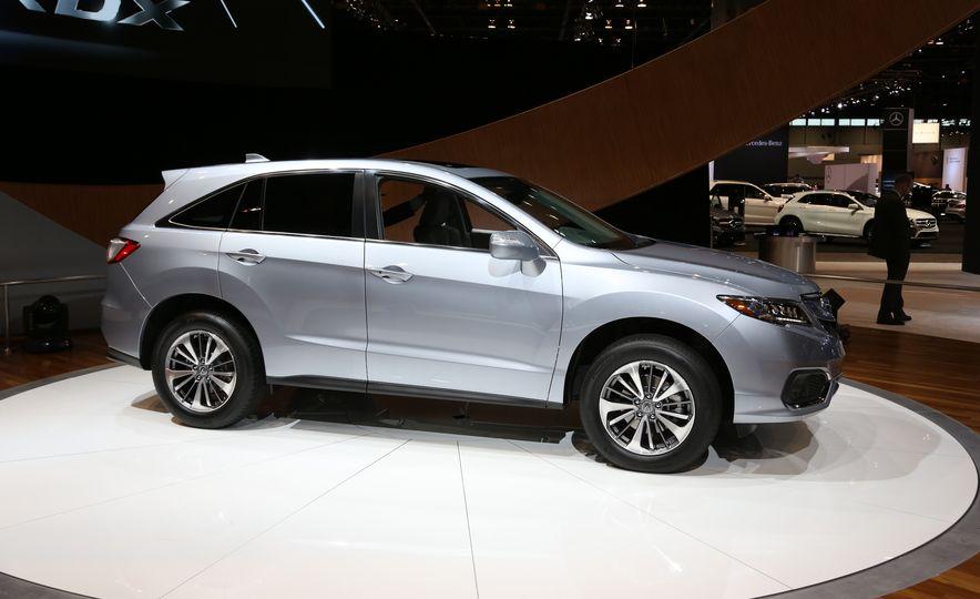 2016 Acura RDX - Slide 5