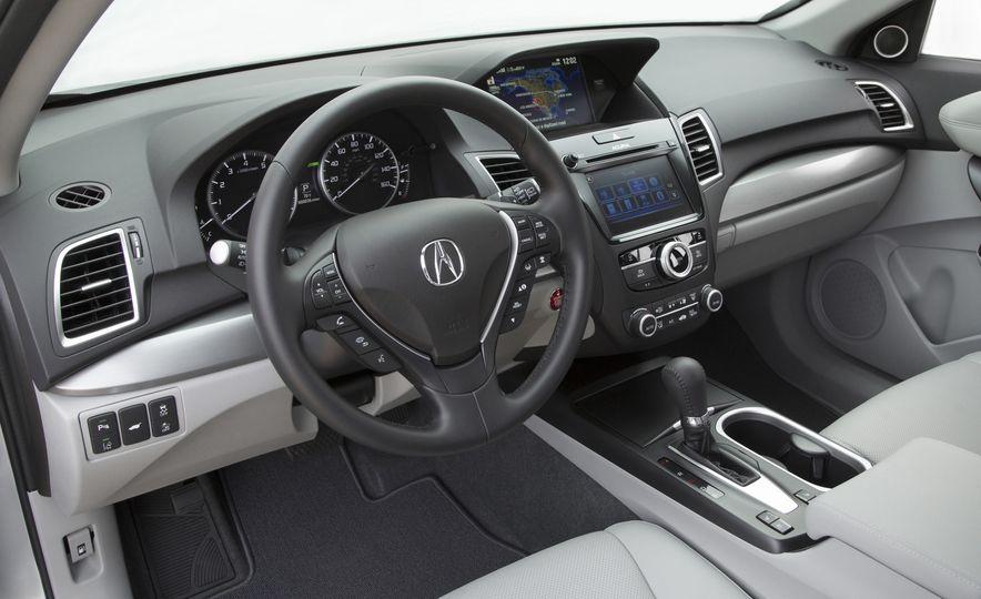 2016 Acura RDX - Slide 22