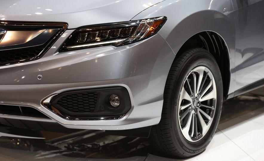 2016 Acura RDX - Slide 15