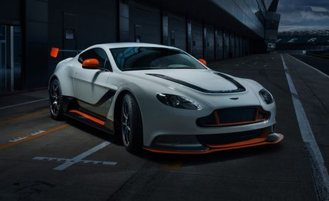 Porsche Lawyers Pressure Aston Martin Into Renaming the Vantage GT3