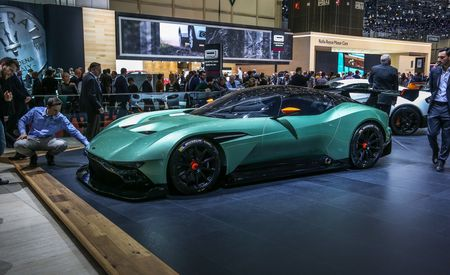 2016 Aston Martin Vulcan: Ready to Bomb the World's Racetracks – Official Photos and Info
