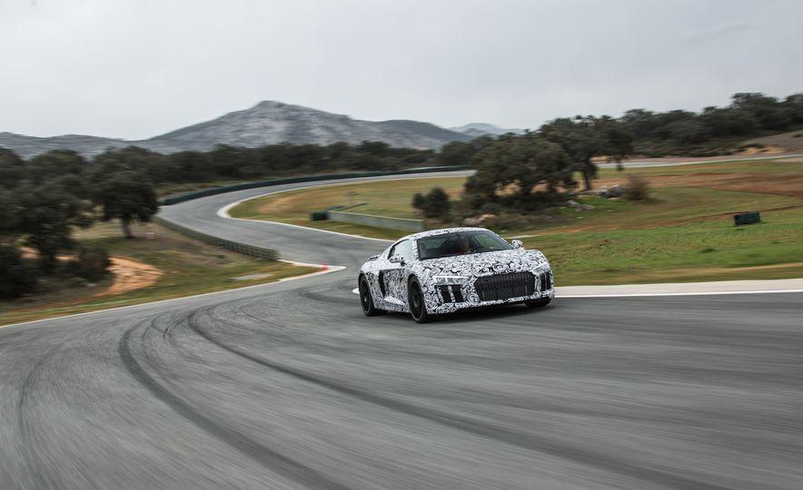 2016 Audi R8 prototype - Slide 1