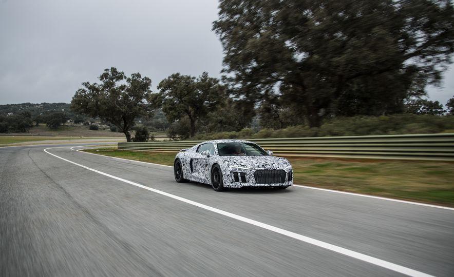 2016 Audi R8 prototype - Slide 2