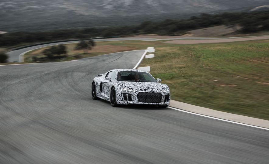 2016 Audi R8 prototype - Slide 3
