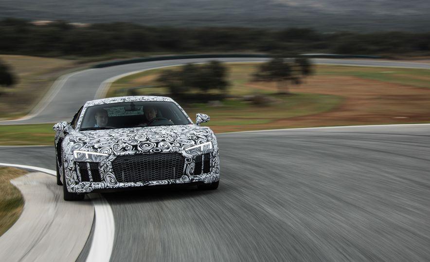 2016 Audi R8 prototype - Slide 7