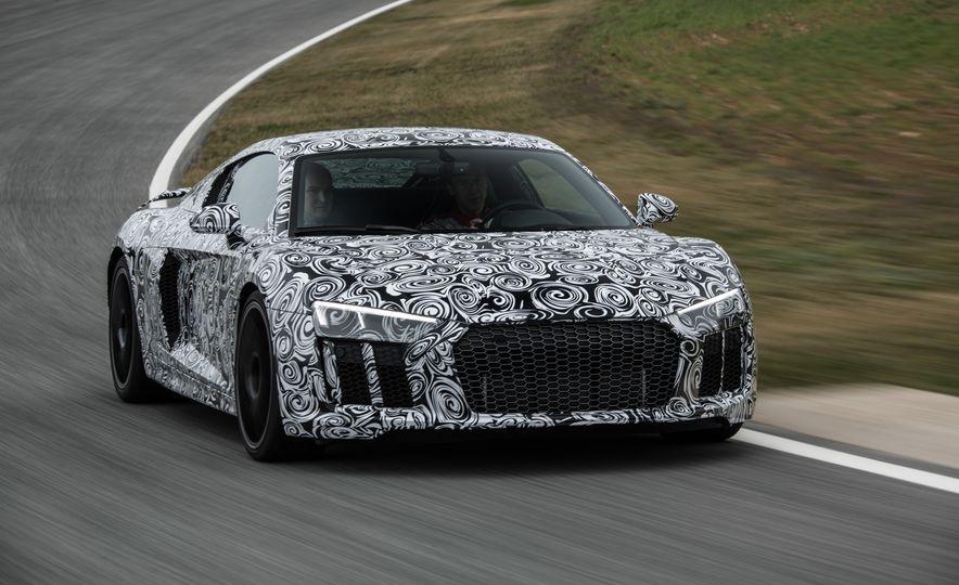 2016 Audi R8 prototype - Slide 8