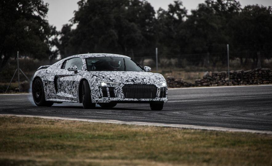 2016 Audi R8 prototype - Slide 10
