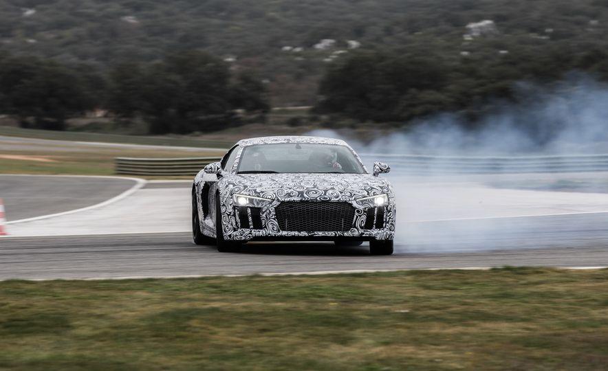 2016 Audi R8 prototype - Slide 12