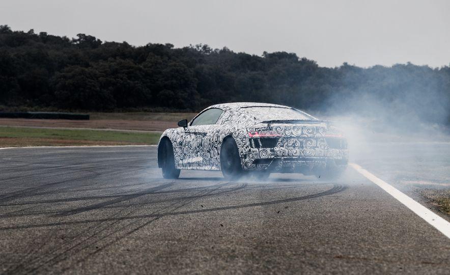 2016 Audi R8 prototype - Slide 13