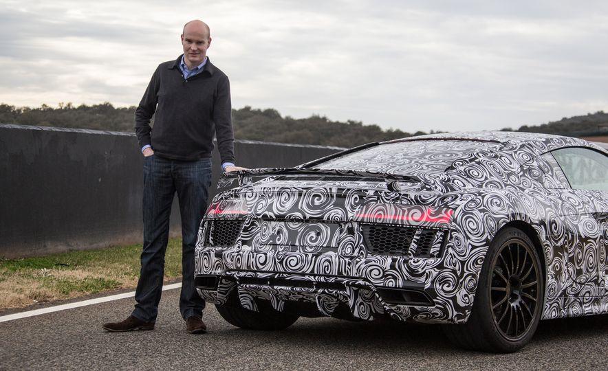 2016 Audi R8 prototype - Slide 16