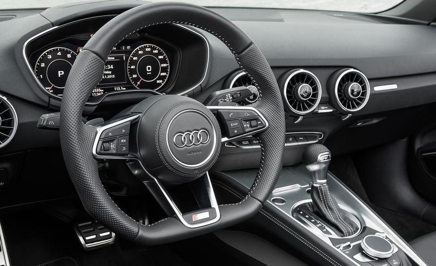 2016 Audi TT roadster - Slide 9