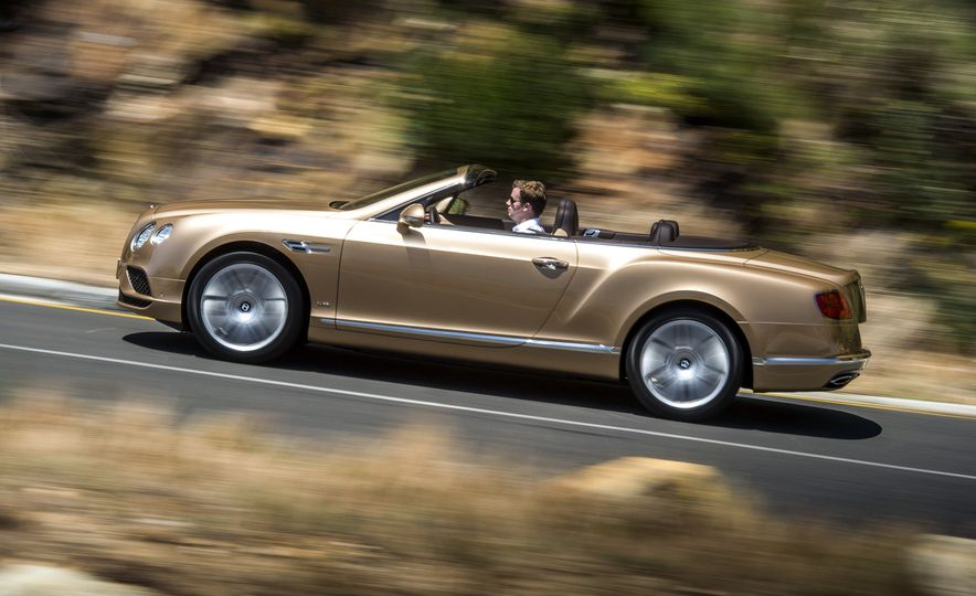 2016 Bentley Continental GT Speed - Slide 28