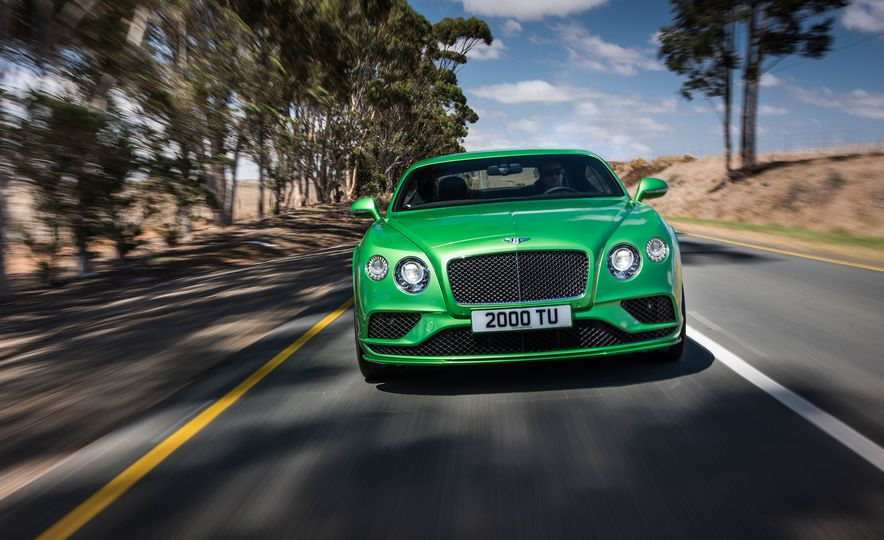 2016 Bentley Continental GT Speed - Slide 12