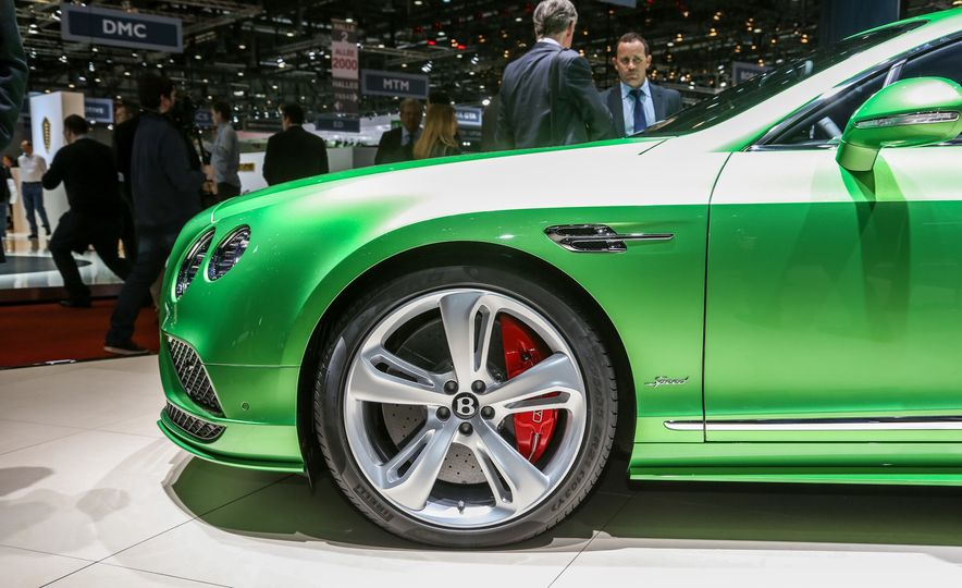 2016 Bentley Continental GT Speed - Slide 5