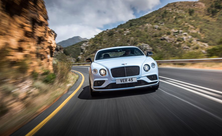 2016 Bentley Continental GT Speed - Slide 20