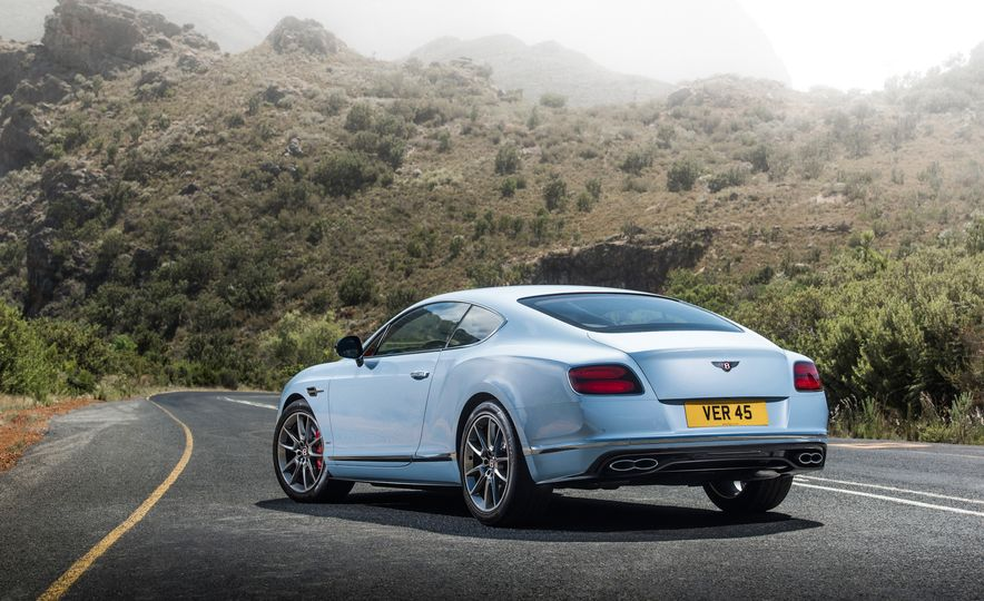 2016 Bentley Continental GT Speed - Slide 23