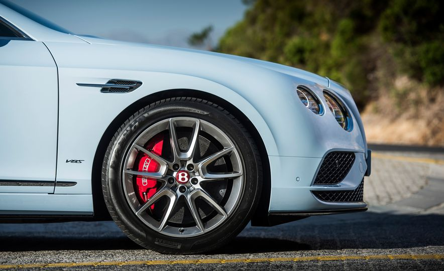 2016 Bentley Continental GT Speed - Slide 24