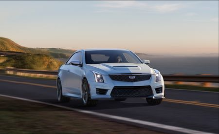 2016 Cadillac ATS-V Full Pricing and Complete Options List Hits the Internet