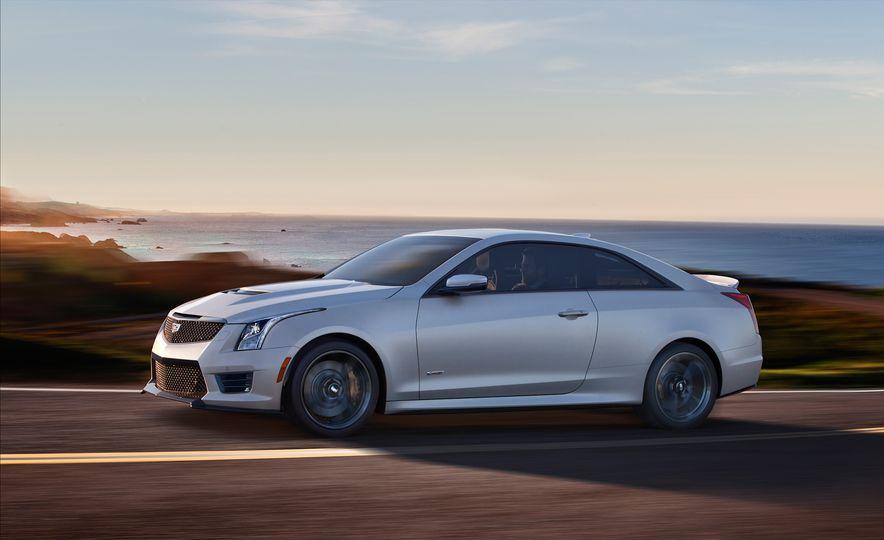 2016 Cadillac ATS-V coupe - Slide 2