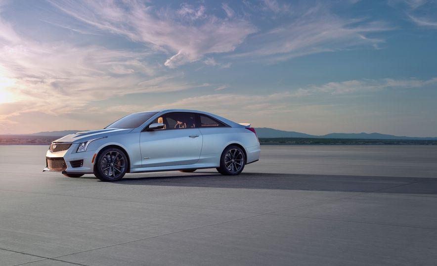 2016 Cadillac ATS-V coupe - Slide 4