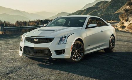 Squeezing Three at the Cherry M3? 2016 Cadillac ATS-V Priced!