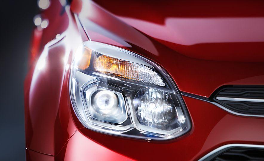 2016 Chevrolet Equinox LTZ - Slide 27