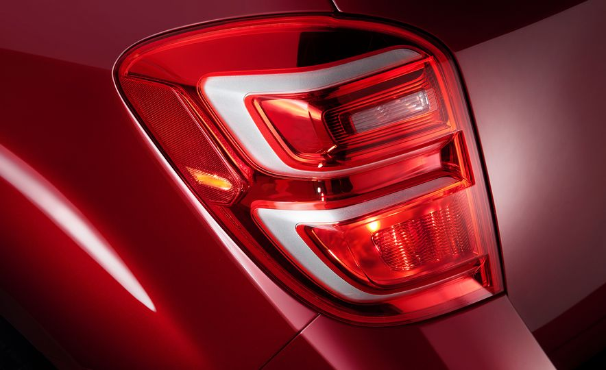 2016 Chevrolet Equinox LTZ - Slide 29