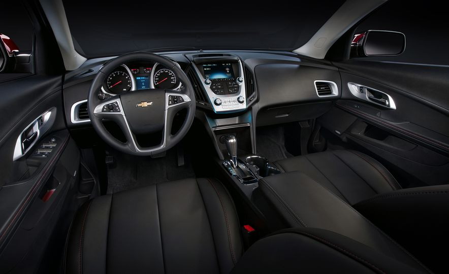 2016 Chevrolet Equinox LTZ - Slide 30