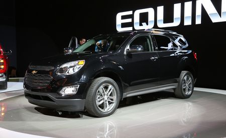 2016 Chevrolet Equinox Unveiled: New Cosmetics and Gadgets – Official Photos and Info