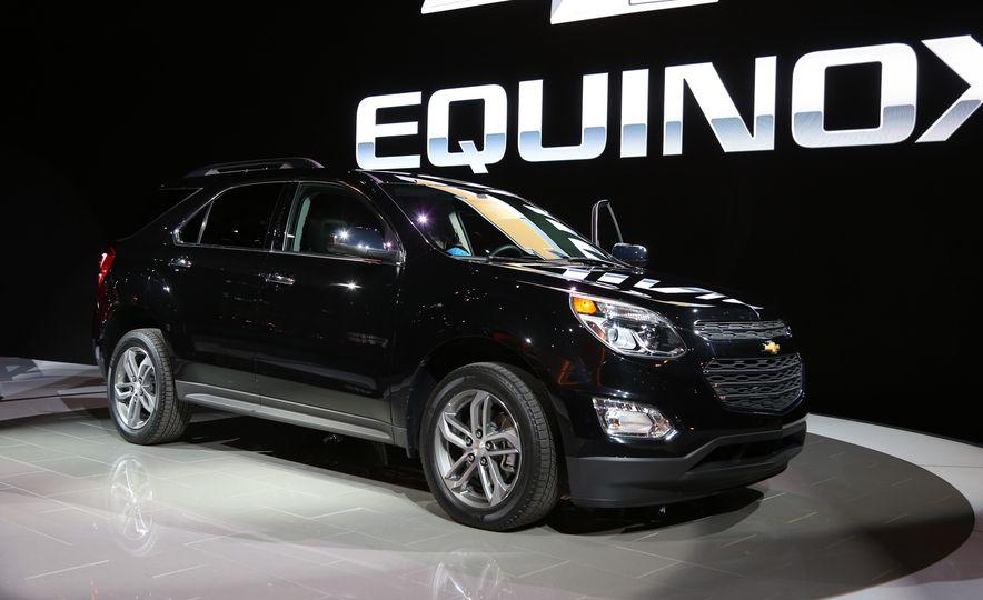 2016 Chevrolet Equinox LTZ - Slide 8