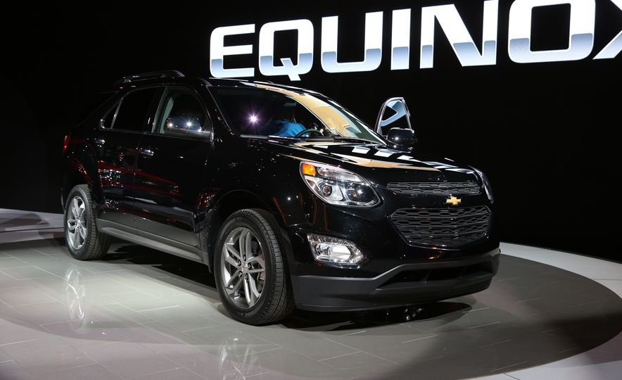 2016 Chevrolet Equinox LTZ - Slide 9