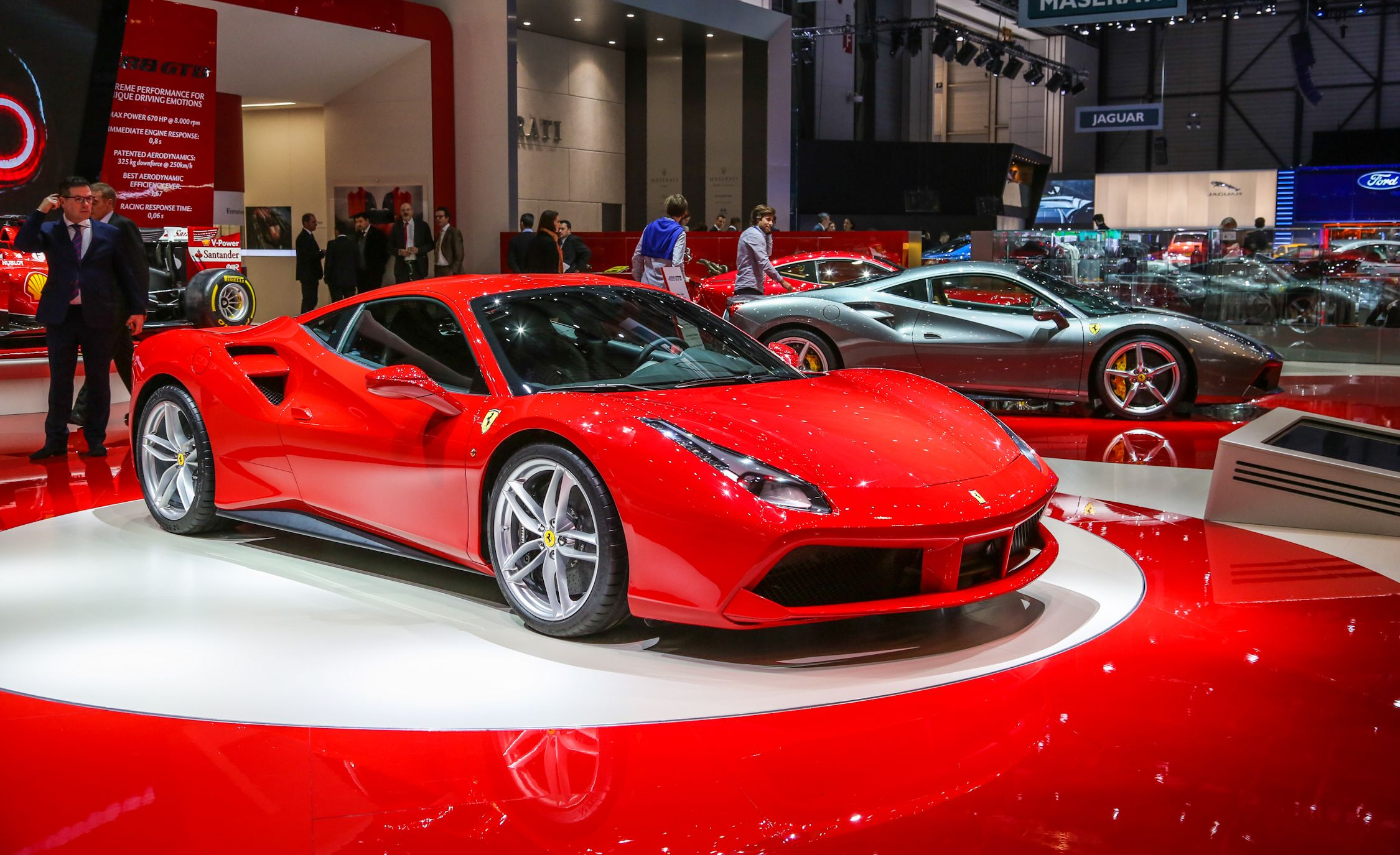 2016 Ferrari 488GTB Photos and Info – News – Car and Driver