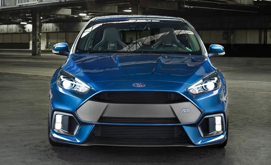 2016 Ford Focus RS - Slide 20