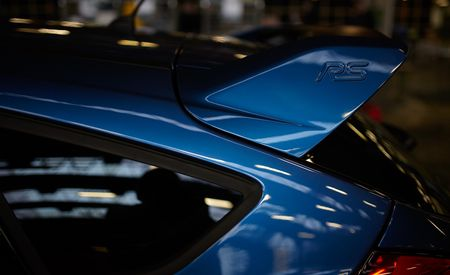 Ford Focus RS Horsepower and Torque Confirmed—You Will Not Be Disappointed