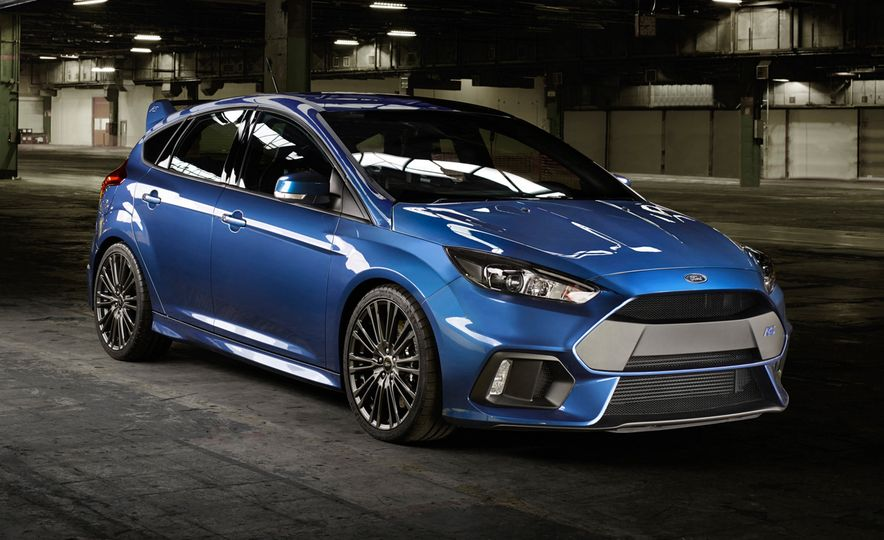 2016 Ford Focus RS - Slide 17