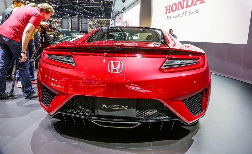 2016 Honda NSX - Slide 16