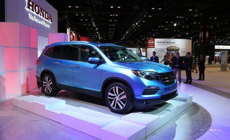 2016 Honda Pilot: The Odyssey Continues – Auto Shows