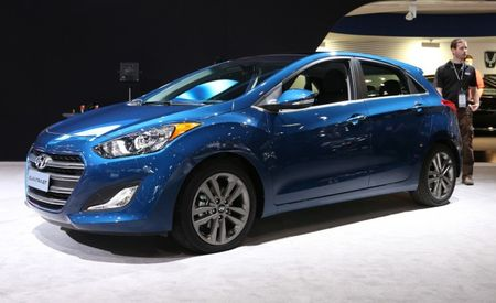 Refreshed Hyundai Elantra GT Gets Siri-ous for 2016