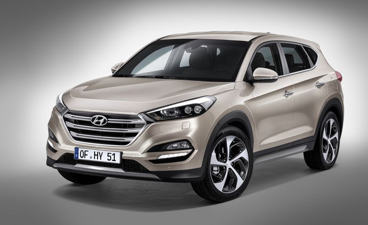 2016 Hyundai Tucson Debuts, Looks Bigger and Better – Official Photos and Info