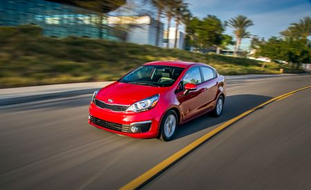 2016 Kia Rio Sedan and Hatchback: They're Still Here – Official Photos and Info