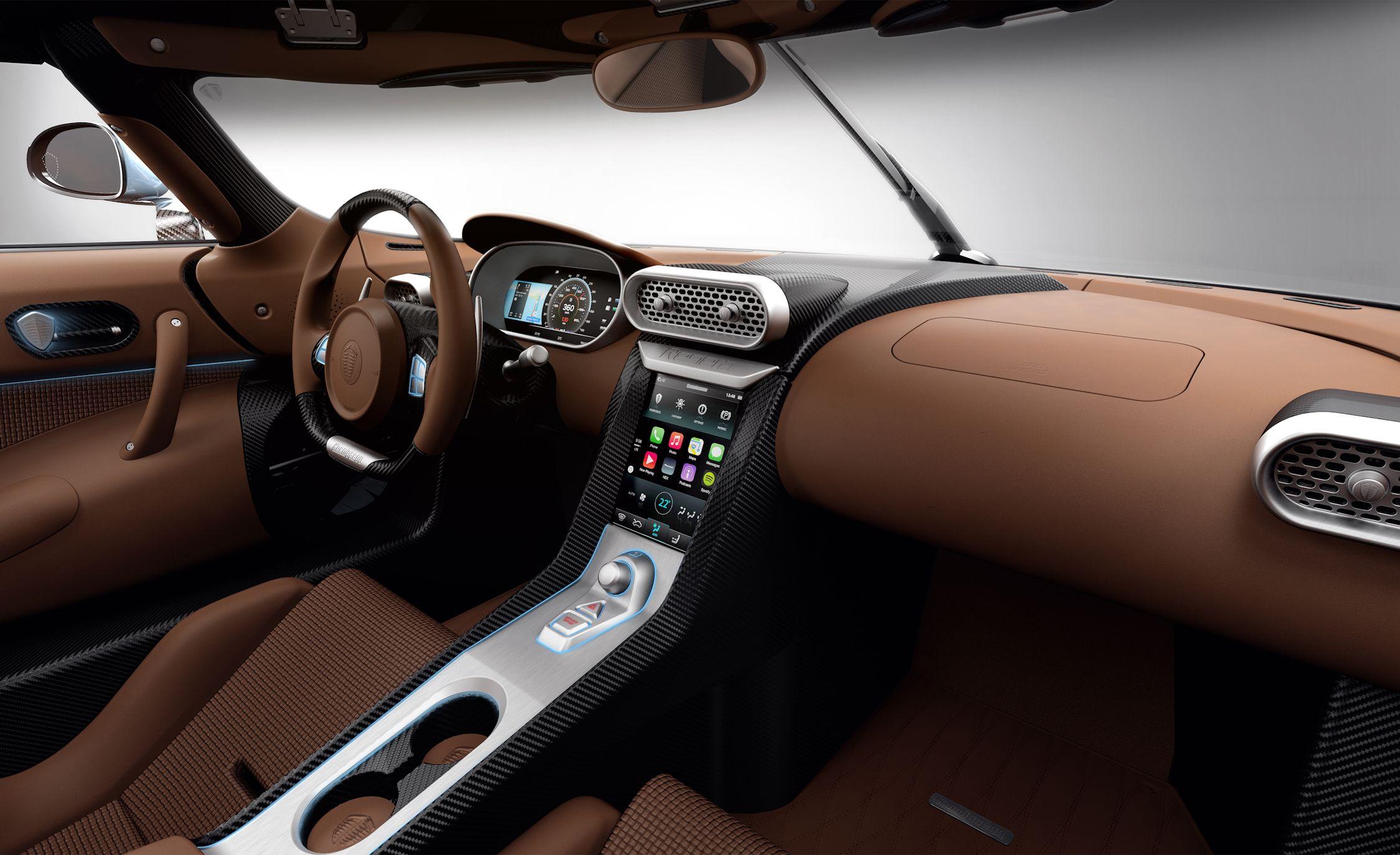 2018 Koenigsegg Regera Reviews Price Photos And Specs Car Driver