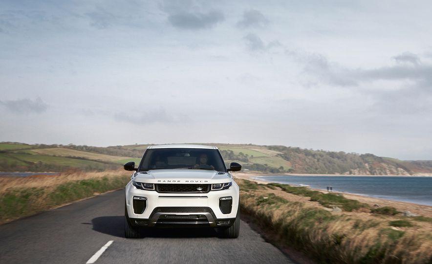 2016 Land Rover Range Rover Evoque - Slide 2