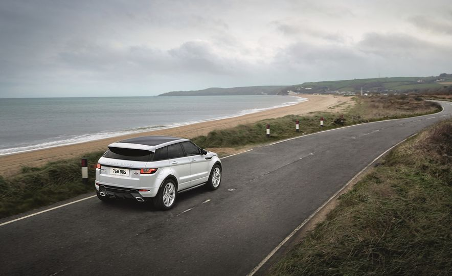 2016 Land Rover Range Rover Evoque - Slide 3