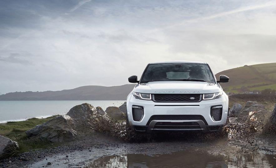 2016 Land Rover Range Rover Evoque - Slide 4