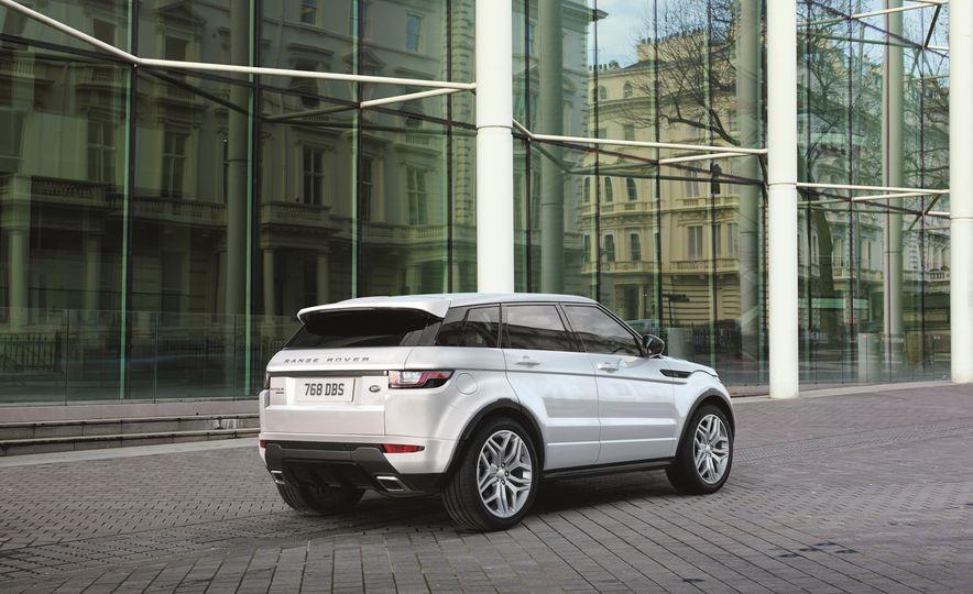 2016 Land Rover Range Rover Evoque - Slide 9