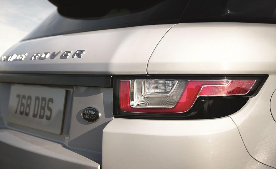 2016 Land Rover Range Rover Evoque - Slide 10