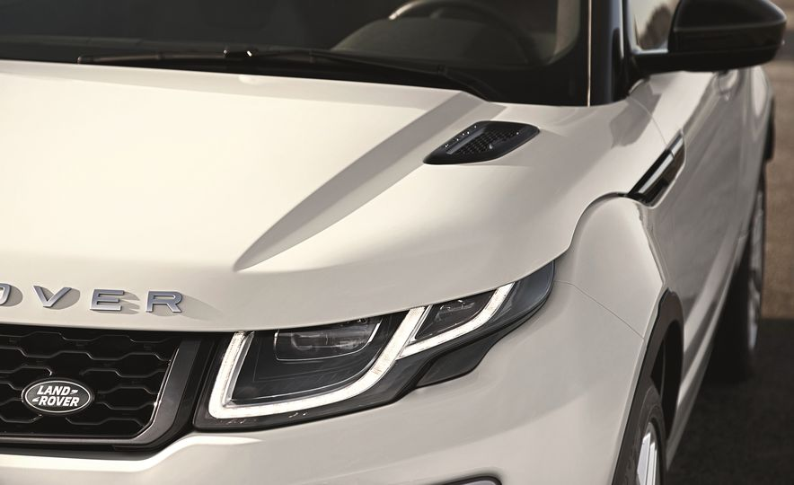 2016 Land Rover Range Rover Evoque - Slide 11