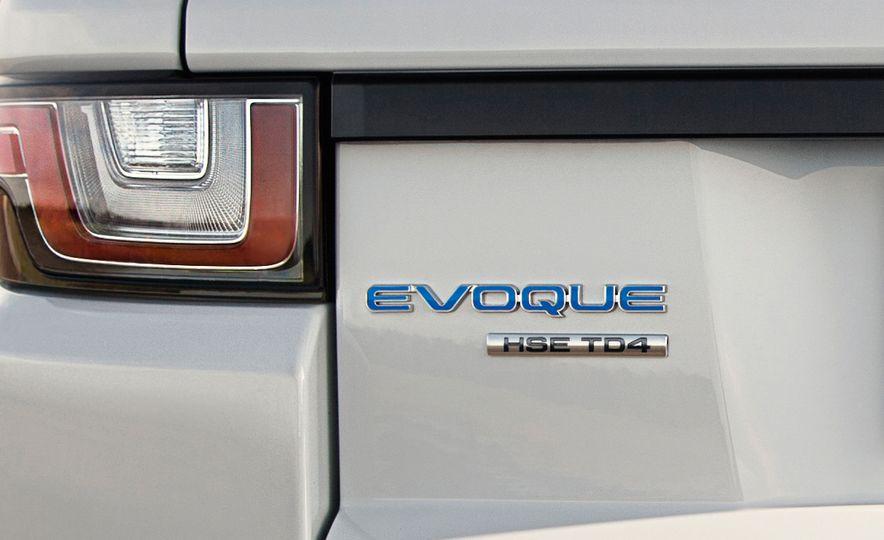 2016 Land Rover Range Rover Evoque - Slide 13